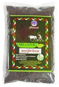 Organic Mustard Seeds 200g