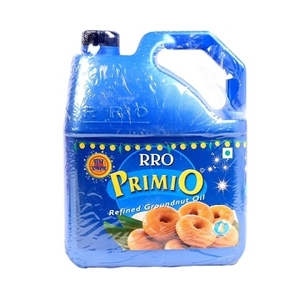 Rro Primio Refined Groundnut Oil 5L