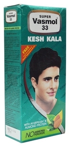 Super Vasmol 33 Kesh Kala 100ml