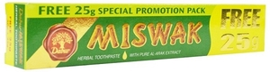 Miswak Paste 50g+25g