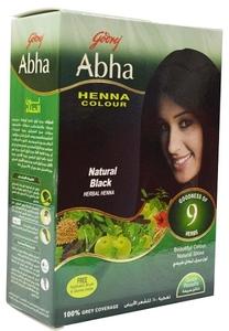 Godrej Abha Henna Natural Hair Color 60g