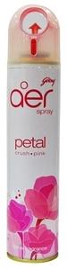 Godrej Aer Spray Petal Crush Pink 300ml