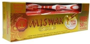Dabur Miswak Gold Toothpaste 120g