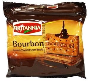 Brit Bourbon Biscuits 400g