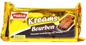 Parle Bourbon Choc Biscuits 75g
