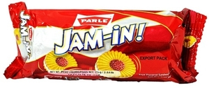 Parle Jam In Biscuit 75g
