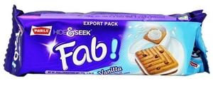 Parle Hide & Seek Fab Vanilla 112g