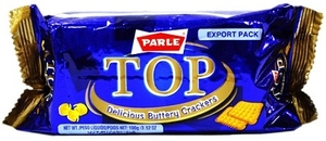 Parle Top Delicious Buttery Crackers 100g