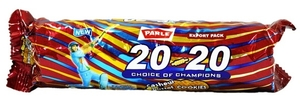 Parle 20 20 Cashew Butter Cookies 100g