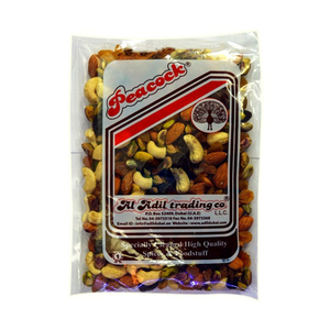 Peacock Mix Nuts 400g