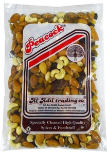 Peacock Mix Nuts 800g