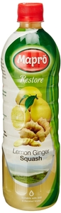 Mapro Lemon Ginger Squash 750ml