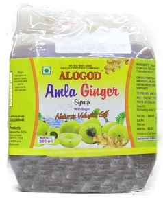 Alogod Amla Syrup With Gin 500ml