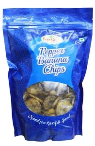 Evergreen Pepper Banana Chips 180g
