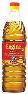 Engine Kachi Ghani Mustard Oil 1L