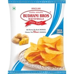 Budhani Cheese Wafers 165g