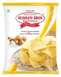 Budhani Salted Waffer 165g