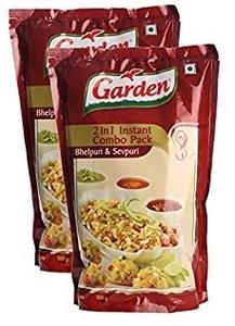 Garden 2 In 1 Behlpuri & Sevpuri 320g