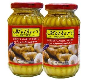 Mother Recipe Ginger Garlic Paste 2x300g
