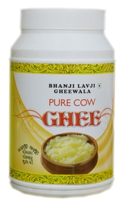 Bhanji Lavji Cow Ghee 1L