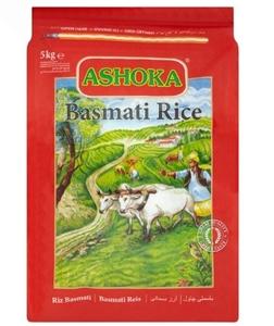 Ashoka Premium Indian Basmati Rice 5kg