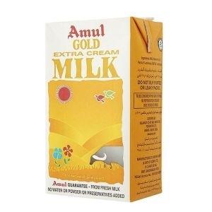 Amul Gold Milk 1L