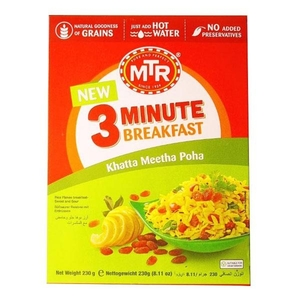 Mtr Breakfast Poha 230g