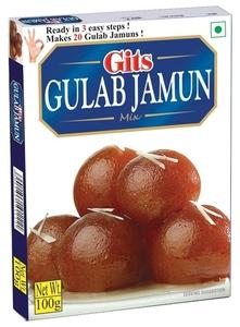 Gits Gulab Jamun Mix 100g