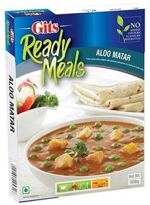 Gits Ready Meals Aloo Matar 300g