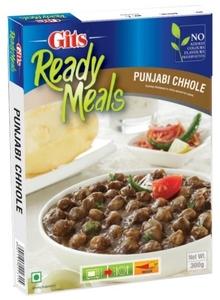 Gits Ready Meals Punjabi Chole 330g