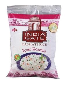 Indiagate Rozana Basmati Rice 1kg
