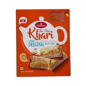Haldirams Tea Time Orignal Khari 200g