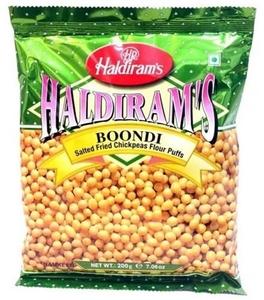 Haldirams Plain Boondi Namkeen 200g