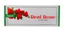 Tulsi Real Rose Agarbatti 12x18s