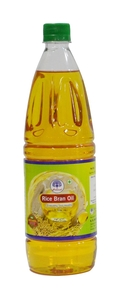 Peacock Rice Bran Oil 1L