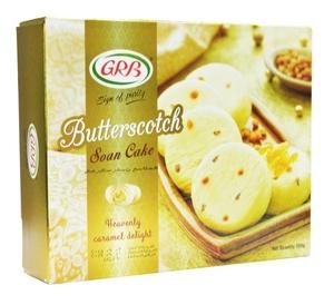 Grb Soan Cake Butterscotch 200g