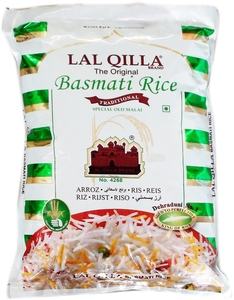 Lal Qilla Special Old Malai Basmati Rice 5kg