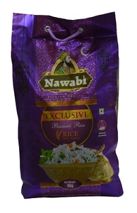 Nawabi Exclusive Basmati Rice 5kg