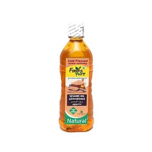 Foods Pure Cold Pressed Sesame Oil 1L