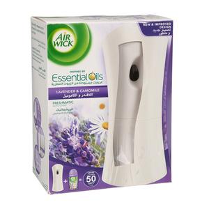 Air Wick Fresh Matic Auto Spray Lavender & Camomile 250ml