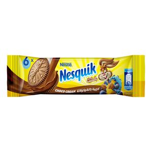 Nesquik Biscuits Chocolate Milk Cream 56g