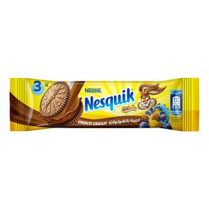 Nesquik Biscuits Chocolate Milk Cream 28g