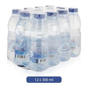 Co-op Bottled Drinking Water 12x300ml