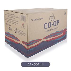 Co-op Bottled Drinking Water 24x500ml