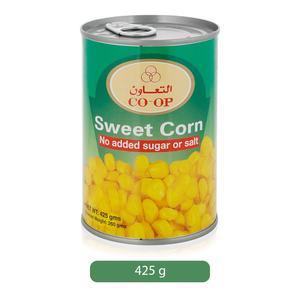 Co-op Canned Sweet Corn 425g