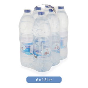 Co-op Drinking Water 6x1.5L