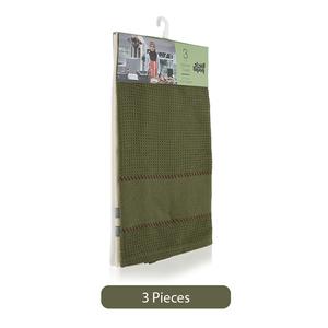Union Cotton Kitchen Towels 3pc