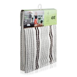 Union Cotton Terry Kitchen Towels 4pc
