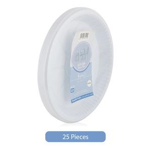 Union Disposable Foam Plates 25pc