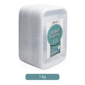 Union Disposable No. 2 Plate White 1kg